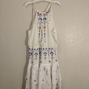 Parker spring dress size small
